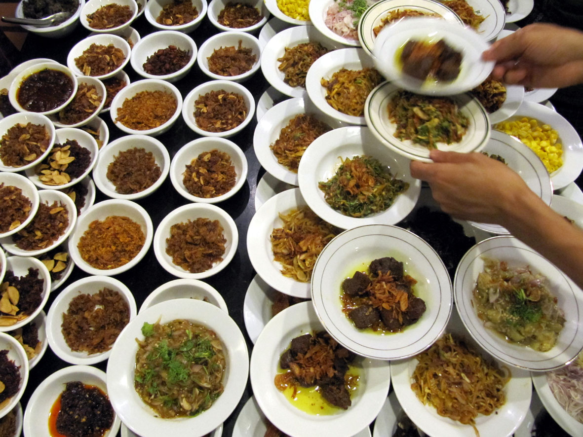 burmesische küche rezepte
