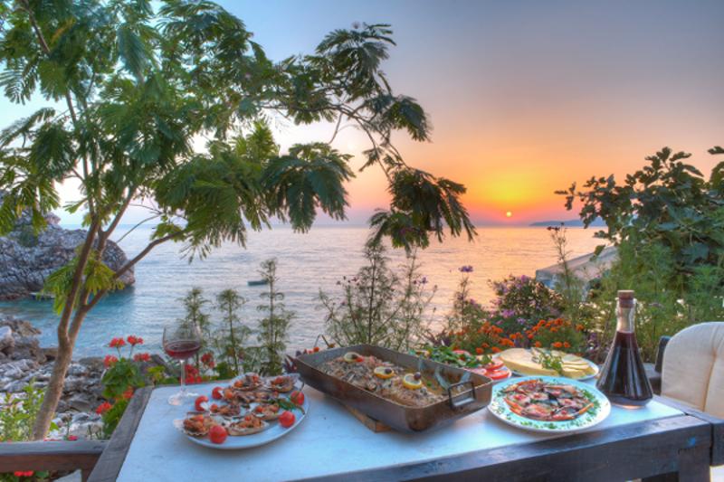 Sundowner a la Montenegro