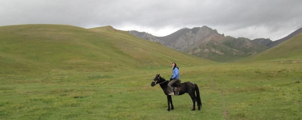 Song Kul Hochplateau, Kirgistan
