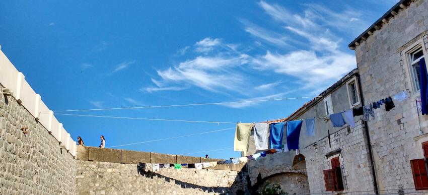 Dubrovniks historische Stadtmauer