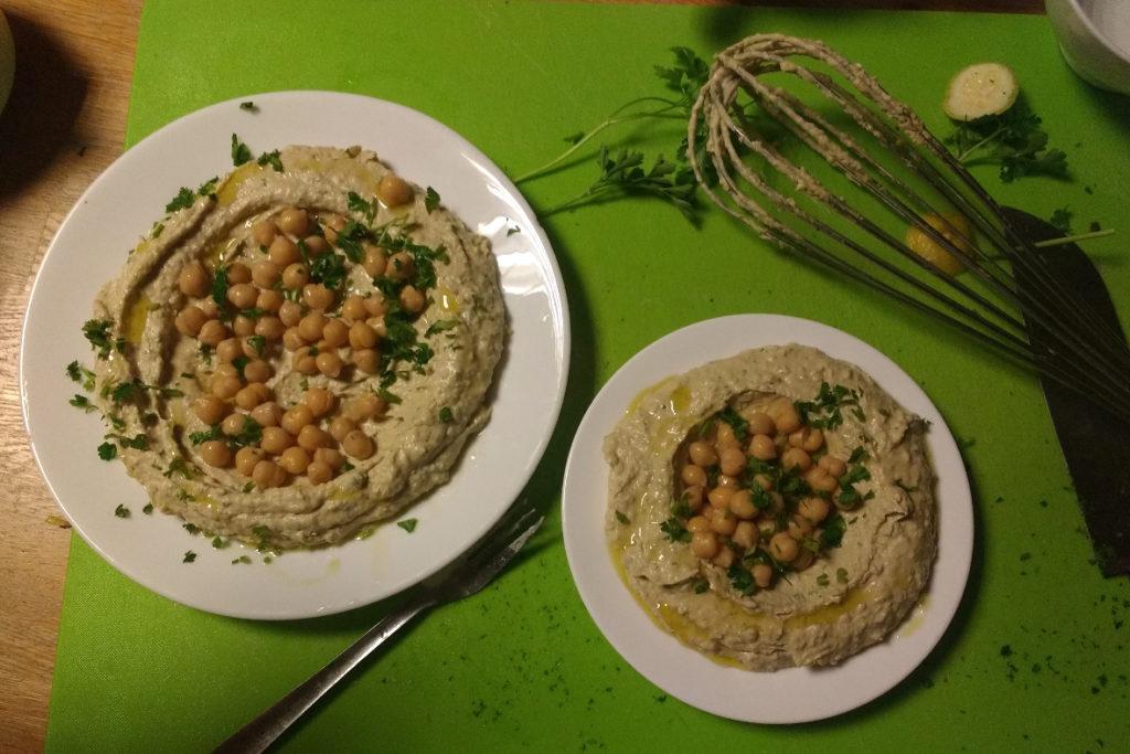 Hummus selbst machen: In Jerusalem habe ich gelernt, wie's geht