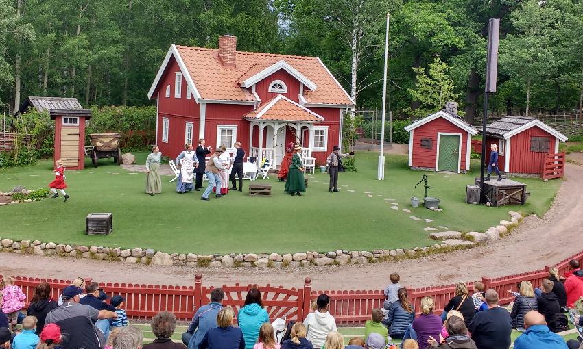 Bullerbü-Ferien in Smaland_Schweden_Katthult Astrid Lindgren Värld