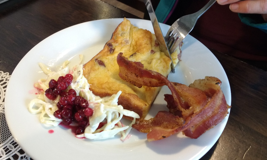 Bullerbü-Ferien in Smaland_Schweden_smaländische Küche Pfannkuchen Astrid Lindgren Värld