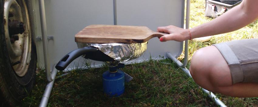 Campingtauglich: So haben wir in Montenegro unsere frisch geangelte Forelle geräuchert