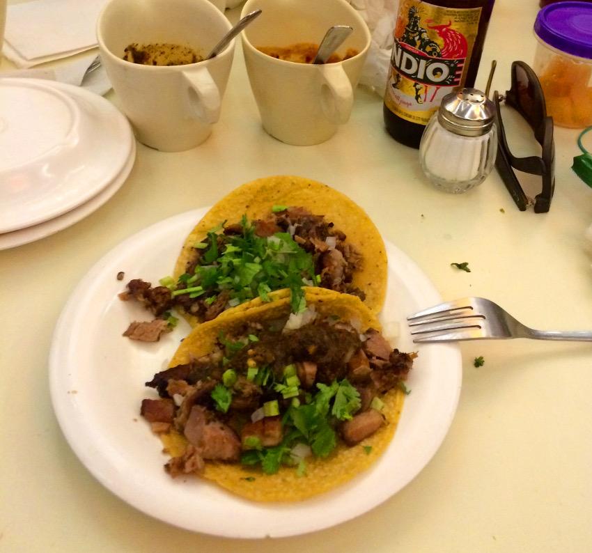 Kulinarisches Mexiko: Tacos des Pastor