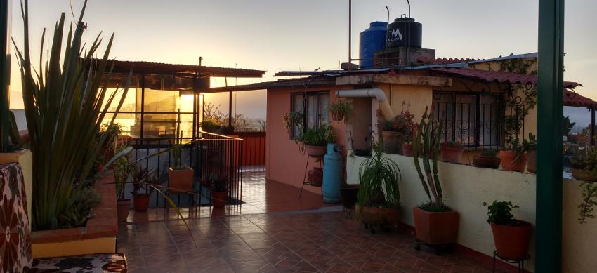 20180427_Oaxaca Dachterrasse -1 (c) Jäger des verlorenen Schmatzes