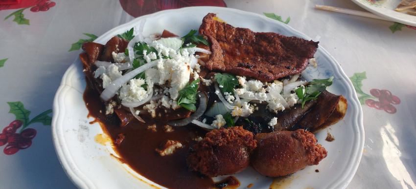 20180427_Oaxaca EssenWochenmarkt Mercado Sanchez Pascuas (c) Jäger des verlorenen Schmatzes