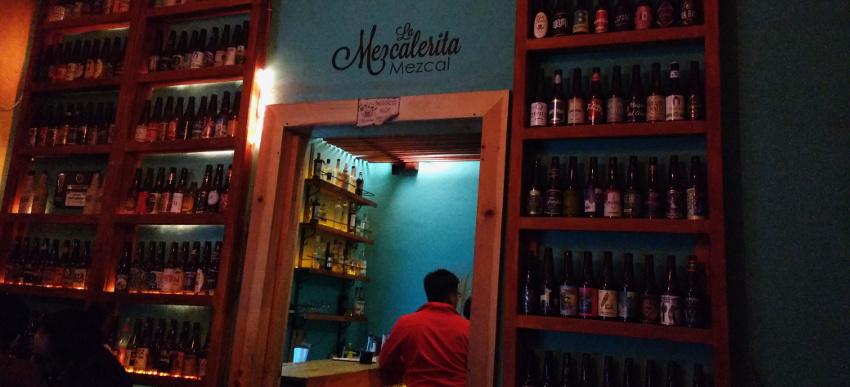 20180427_Oaxaca Mezcaleria (c) Jäger des verlorenen Schmatzes