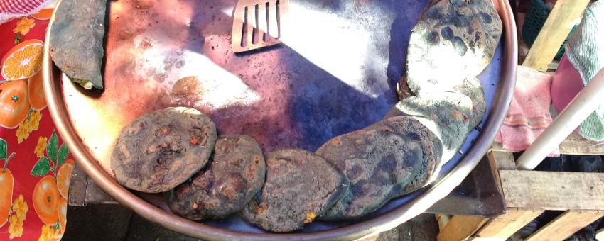 7 krasse Delikatessen in Mexiko - Huitlacoche (c) www.jaegerdesverlorenenschmatzes.de