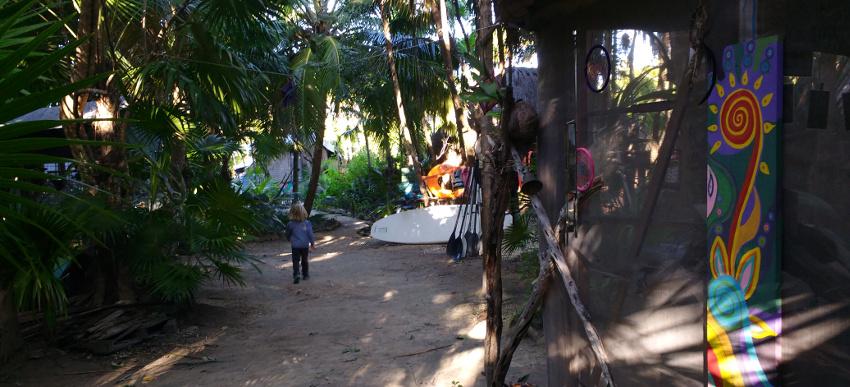 Cenote Encantado: raus aus der Touri-Blase