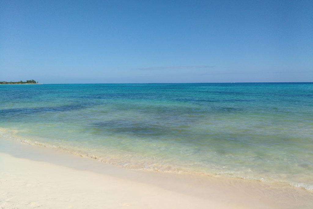 Auch Playa del Carmen hat einen traumhaften Strand und mit etwas Glück ist er (fast) menschenleer