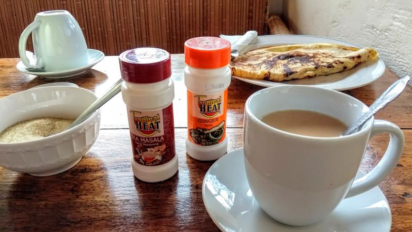 """Ein kulinarisches Souvenir, das auch zuhause noch schmeckt: Gewürzter """"African Tea""""."""