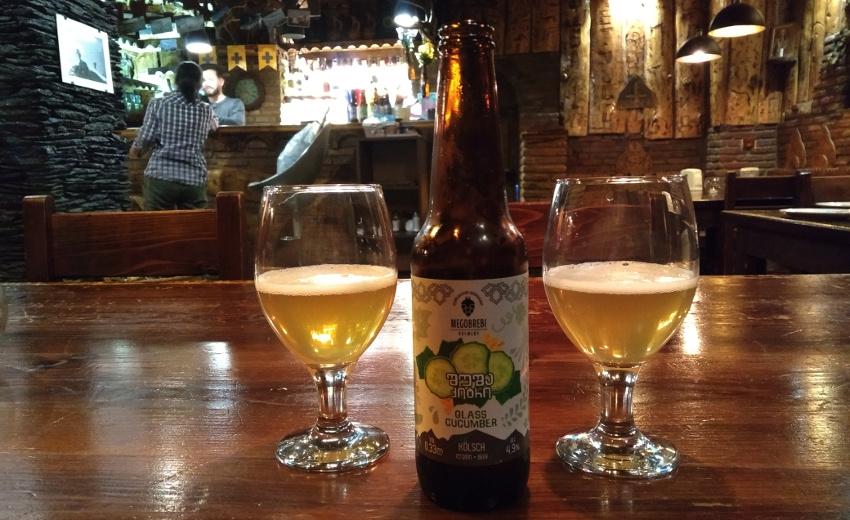 """""""Argo"""" bekommt man überall, georgisches Craft Beer (bisher) nur mit Glück"""