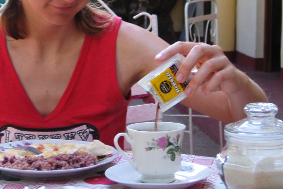Gallo Pinto_instantkaffee_Nicaragua
