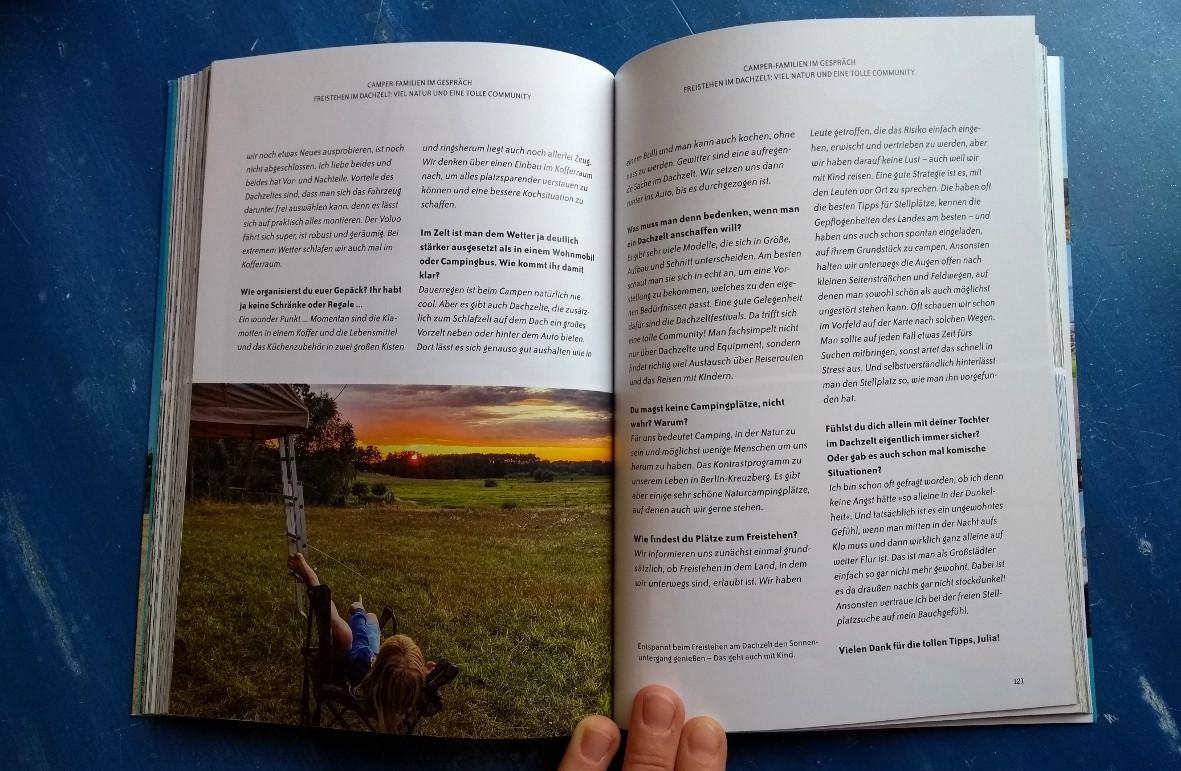 """Blick ins Buch: """"Wohnmobilreisen mit Kind"""""""